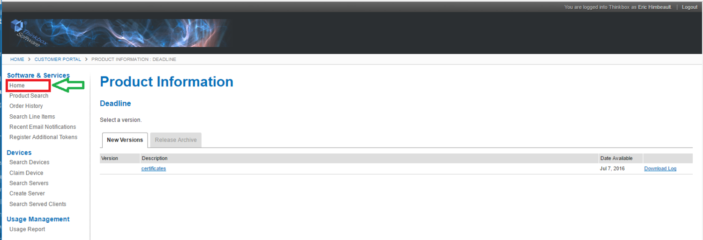 Licensing on AWS Portal   AWS Thinkbox