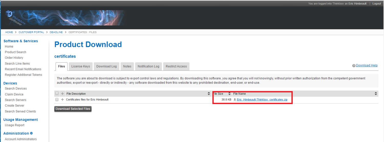 Licensing on AWS Portal | AWS Thinkbox